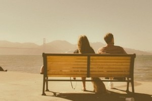 couple on bench adderall addiction support