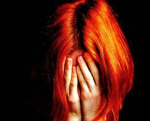 depression caused by adderall addiction orange hair